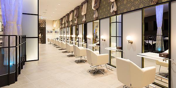 KOZO AVEDA GINZA 東急プラザ銀座店ついにオープン!