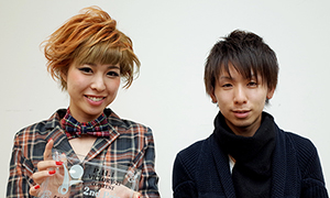 KOZO AiMの芝がトータルファッションの部の第二位を受賞!
