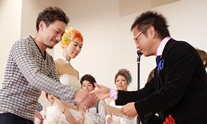 同じくKOZO AiMの増田がトータルファッションの部の第四位に入賞!