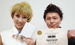 TONY TANAKA STUDIO KOZOの佐伯は、ジャーナル賞の女性モード社賞を受賞!