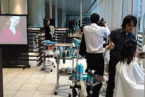 新店舗M KOZO hairで、第一回 モロッカンオイル アンバサダーミーティング開催!