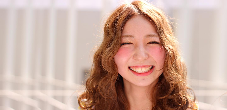 私たちは笑顔を大切にしますSmile & Smile