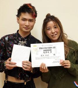 KOZO AiMの村井はジャーナル賞の髪書房賞を受賞!